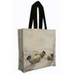 Gusseted bags, gusseted bag, canvas bags, digitally printed bags, UK made bags, canvas bag